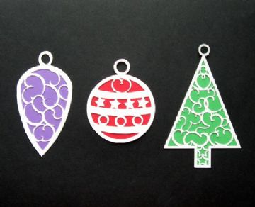 Trio of Baubles